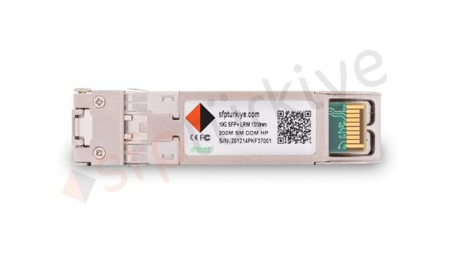 3COM Uyumlu 10 Gigabit SFP+ Modül - 10GBase LRM 1310nm 200m SM LC DDM