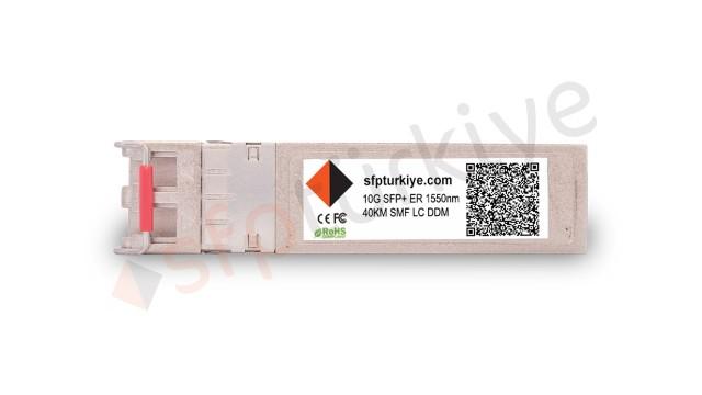 DELL Uyumlu 10 Gigabit SFP+ Modül - 10GBase-EX ER 1550nm 40Km SM LC DDM