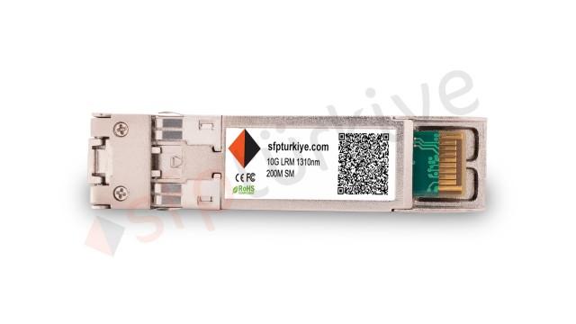 DELL Uyumlu 10 Gigabit SFP+ Modül - 10GBase LRM 1310nm 200m SM LC DDM