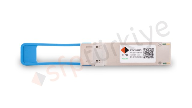FORCE10 Uyumlu 40 Gigabit QSFP+ Modül - 40GBase-LX LR 1310nm 10Km SM DDM Transceiver