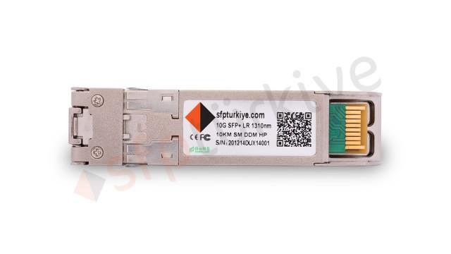 HP Uyumlu 10 Gigabit SFP+ Modül - 10GBase-LX LR 1310nm 10Km SM LC DDM