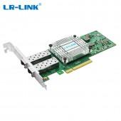 LR-Link Intel XL710-DA4 10G Quad SFP+ Ethernet Kartı (4 Port) + 4 adet 10G SFP+ SR