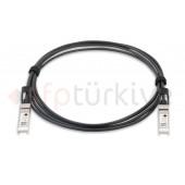 ZTE Uyumlu 10 Gigabit Passive Bakır DAC Kablo - Copper Twinax Cable 3 Metre, passive